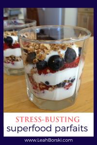 Stress busting breakfast