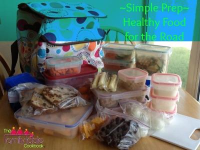 food prep healthy road food edit