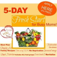 Need help getting yourself & your family on-track with healthier eating? JOIN US for this free online workshop!