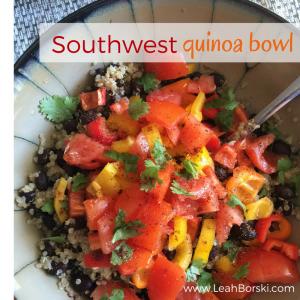 #bealthygrains #healthyrecipes #quinoabowl #quinoarecipe #glutenfreerecipes #givingupgluten