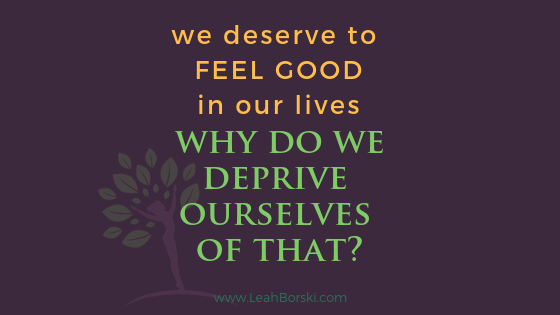 Leah Borski ~ Stress Relief & Nutrition Consultant